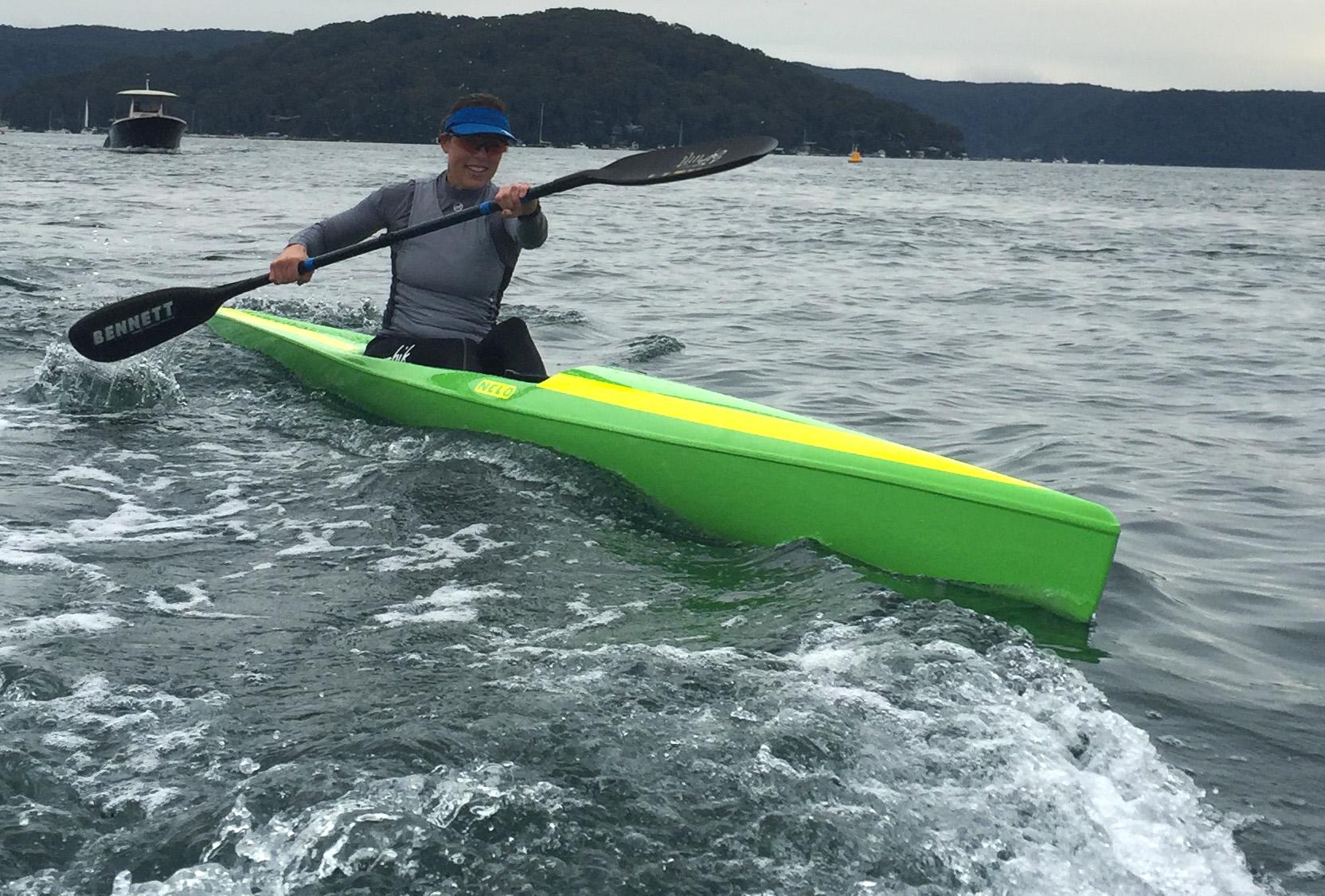 performance paddling